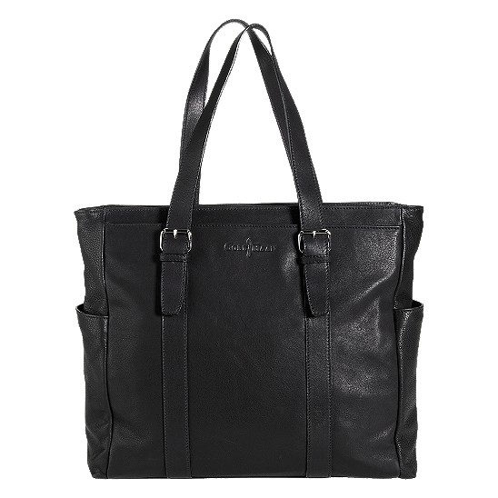 Cole Haan Trovato Zip Top Tote Black Outlet Coupons