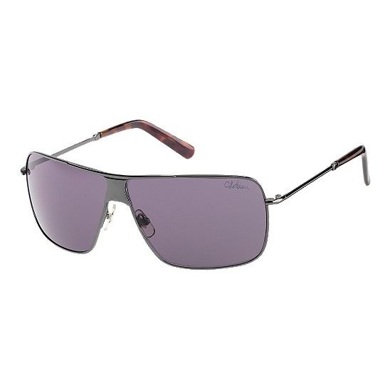 Cole Haan Square Aviator Sunglasses Gunmetal Outlet Coupons