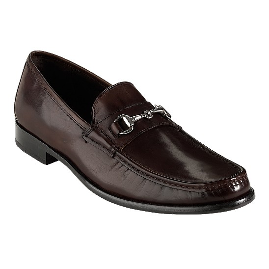 Cole Haan Air Aiden Classic Bit Mahogany Outlet Coupons