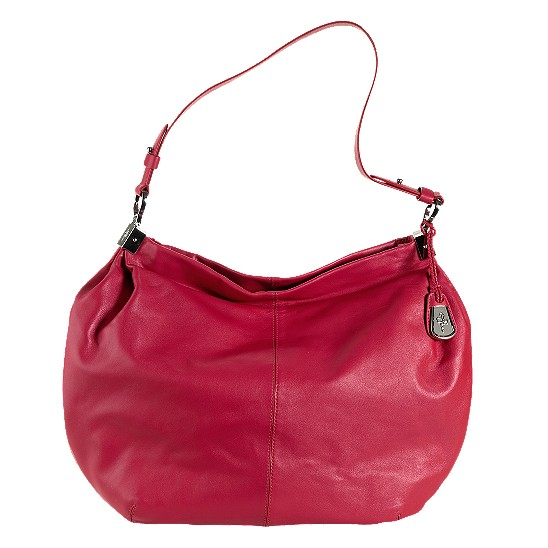 Cole Haan Cornelia Parker Large Hobo Tango Red Outlet Coupons