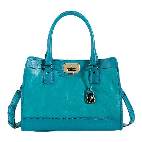Cole Haan Vintage Valise Kendra E/W Tote Caribbean Outlet Coupons