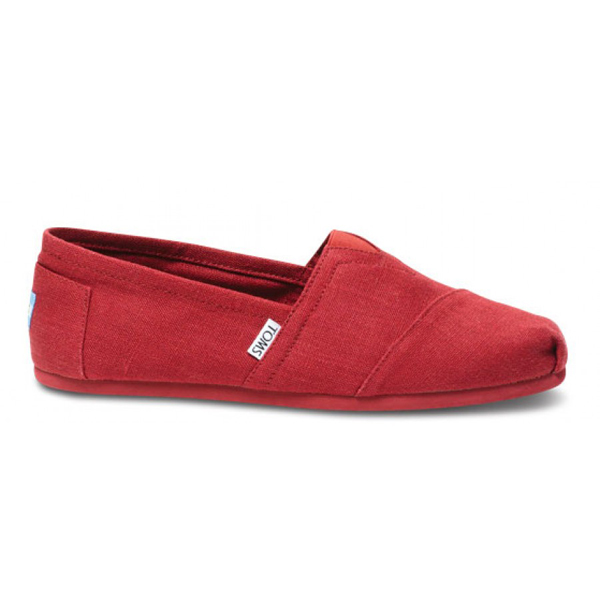Toms Earthwise Shiraz Men Vegan Classics Outlet Coupons