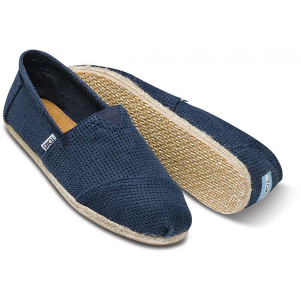 Toms Freetown Navy Men Classics Outlet Coupons