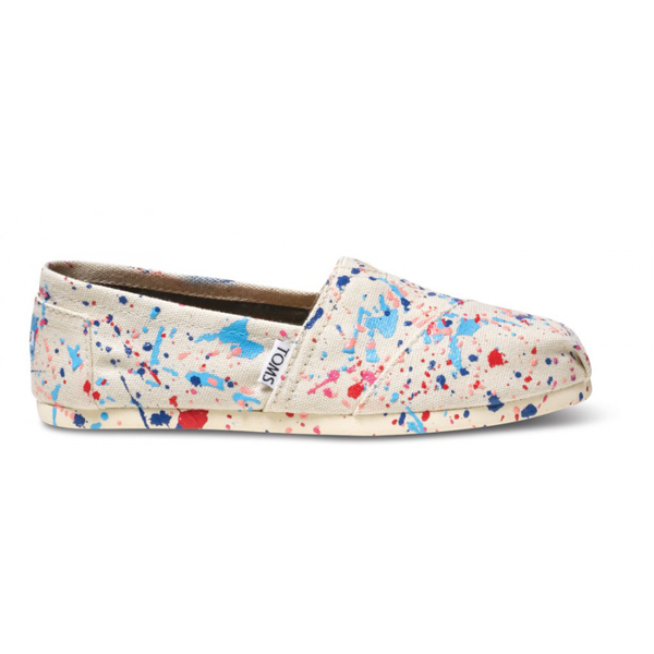 Toms Tyler Ramsey Speckled Dot Women Classics Outlet Coupons