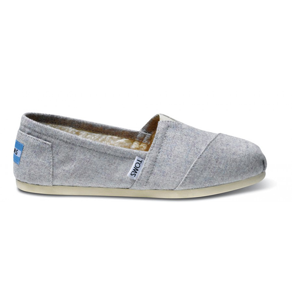 Toms Light Wool Women Classics Outlet Coupons