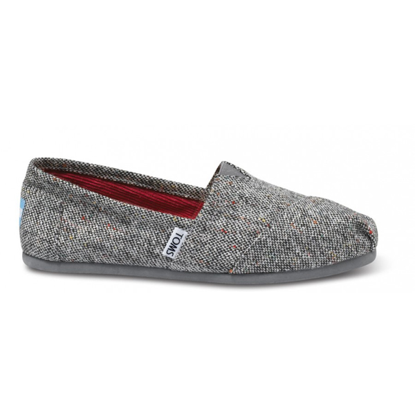 Toms Silver Karsen Women Classics Outlet Coupons