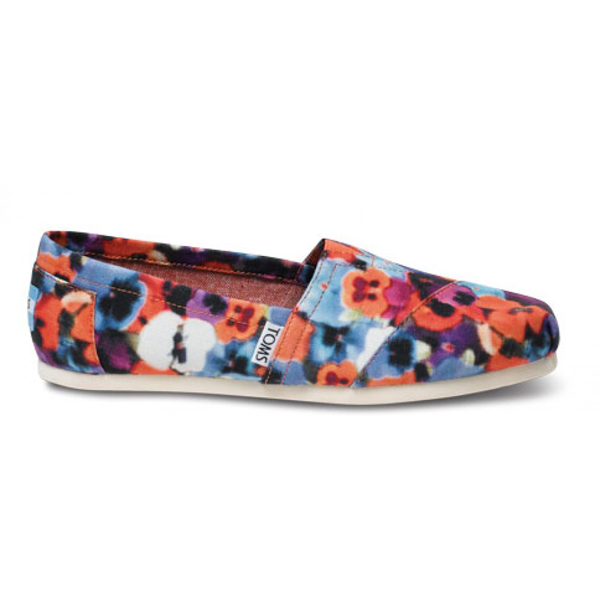 Toms Oahu Women Vegan Classics Outlet Coupons