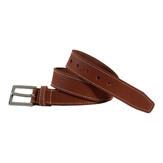 Cole Haan Bucksport Belt Burnt Orange Outlet Coupons