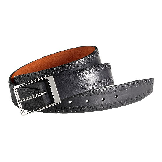 Cole Haan Pitney Belt Black Outlet Coupons