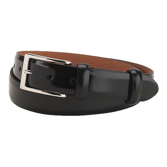 Cole Haan Lexington Belt Black Outlet Coupons