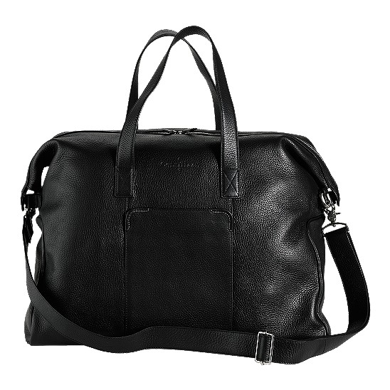 Cole Haan Merced Duffel Black Grain Outlet Coupons