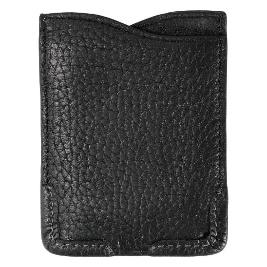 Cole Haan Merced $ Clip/Card Case Black Grain Outlet Coupons