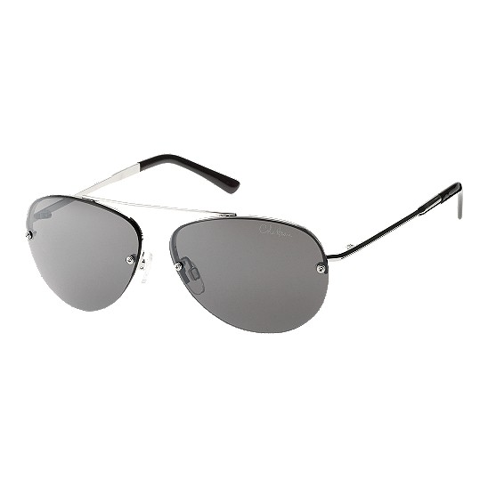 Cole Haan Rimless Metal Aviator Sunglasses Rhodium Outlet Coupons