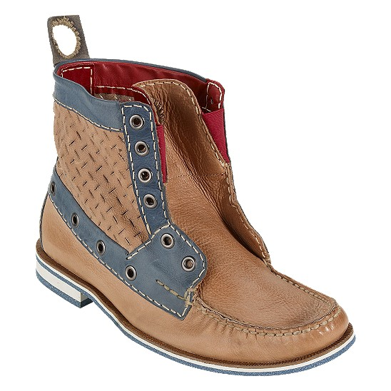 Cole Haan Knox Boot Moon/Blue Outlet Coupons
