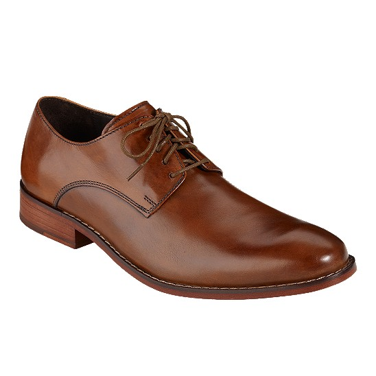 Cole Haan Air Colton Plain Oxford British Tan Calf Outlet Coupons