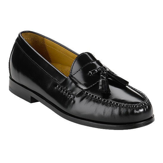 Cole Haan Pinch Air Tassel Black Outlet Coupons