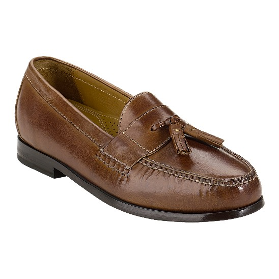Cole Haan Pinch Air Tassel Saddle Tan Outlet Coupons