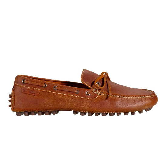 Cole Haan Air Grant Driving Moccasin Mango Suede Outlet Coupons