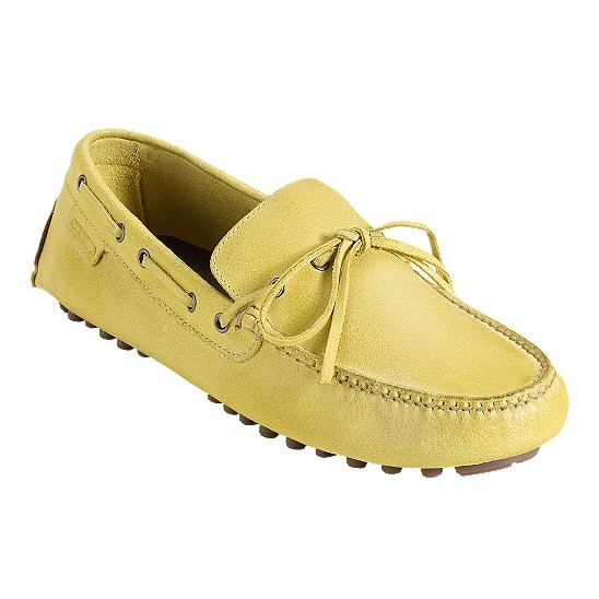 Cole Haan Air Grant Driving Moccasin Sunshine Suede Outlet Coupons