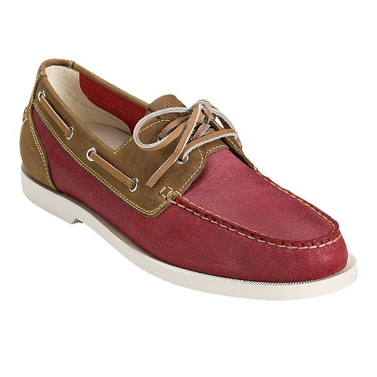 Cole Haan Air Yacht Club Boat Sunset Suede/Tan Outlet Coupons