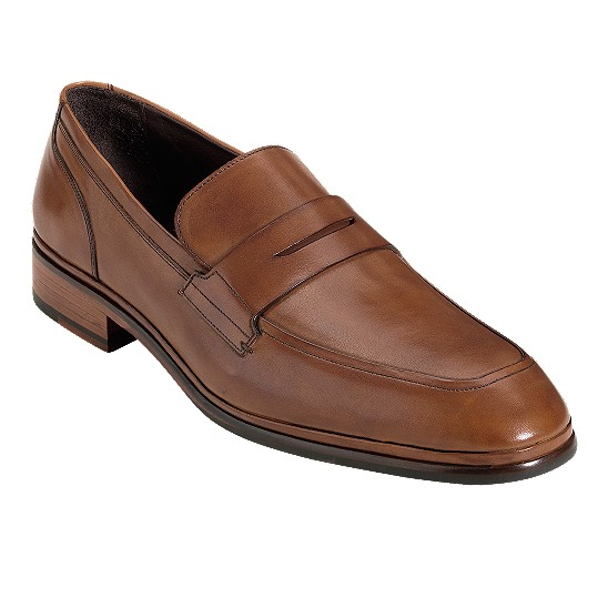 Cole Haan Air Camden Penny British Tan Outlet Coupons