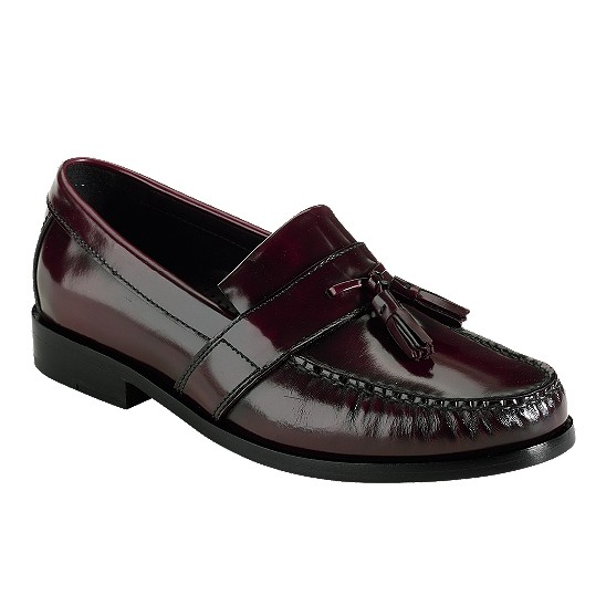 Cole Haan Air Monroe Tassel Burgundy Outlet Coupons