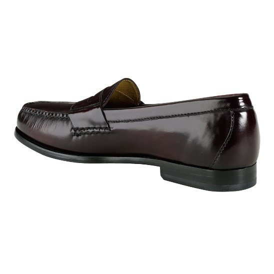 Cole Haan Pinch Air Penny Burgundy Outlet Coupons