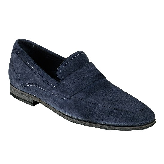Cole Haan Air Veneto Penny Navy Suede Outlet Coupons