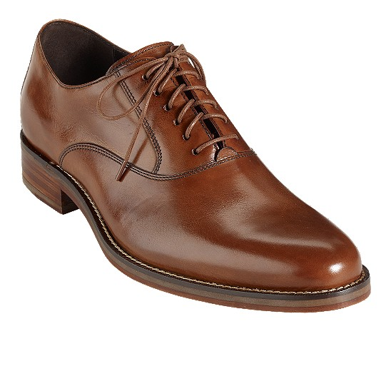 Cole Haan Air Madison Plain Oxford British Tan Outlet Coupons