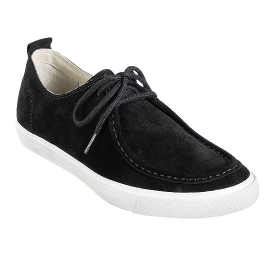 Cole Haan Air Newport Low Oxford Black Suede Outlet Coupons