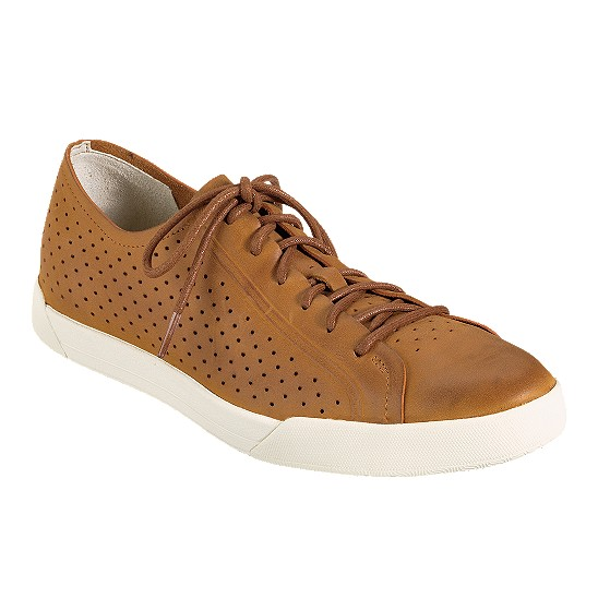 Cole Haan Air Jasper Perf Oxford Camel Outlet Coupons