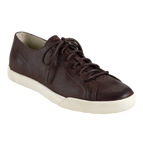 Cole Haan Air Jasper Low Mahogany Outlet Coupons