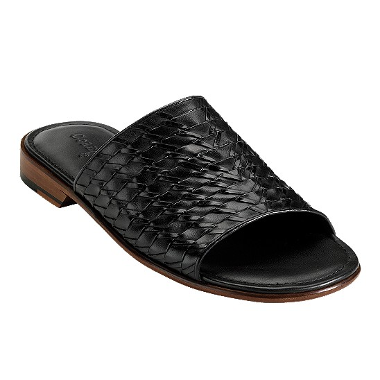 Cole Haan Air Tremont Slide Black Outlet Coupons