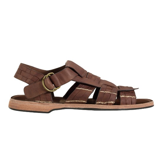 Cole Haan Pine Point Sandal Cuoio Outlet Coupons