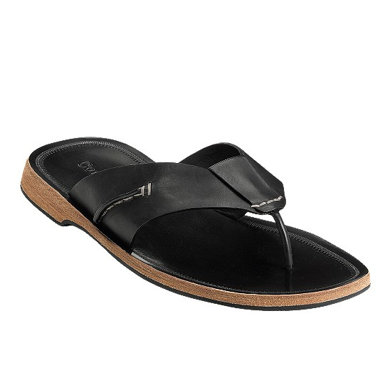 Cole Haan Pine Point Thong Black Outlet Coupons