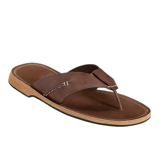 Cole Haan Pine Point Thong Cuoio Outlet Coupons