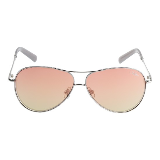 Cole Haan Metal Aviator Sunglasses Rhodium/Rose Outlet Coupons