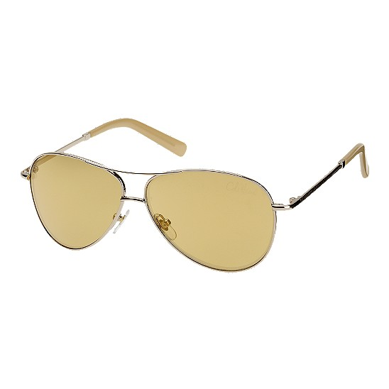 Cole Haan Metal Aviator Sunglasses Gold Mirror Outlet Coupons