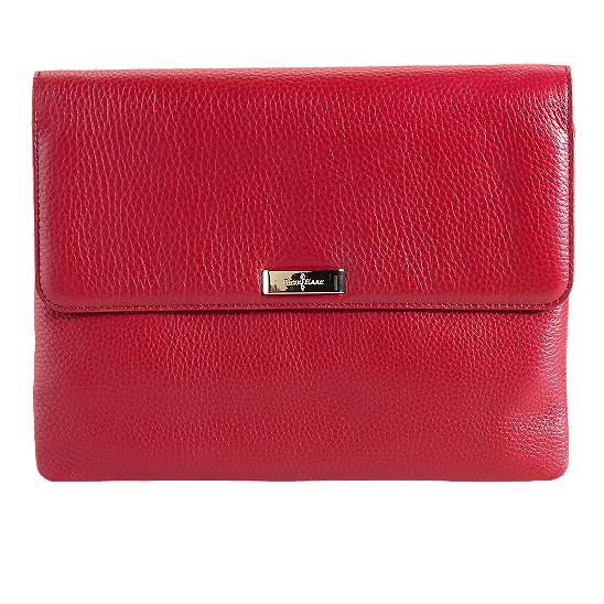 Cole Haan Village Tablet Envelope Tango Red Outlet Coupons