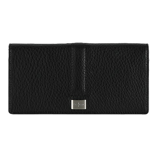 Cole Haan Village Slim Wallet Black Outlet Coupons