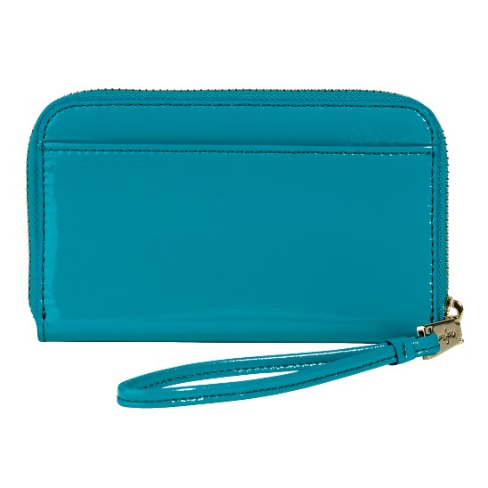 Cole Haan Jitney Electronic Wristlet Caribbean Patent Outlet Coupons
