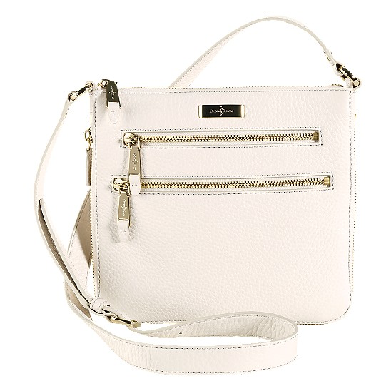 Cole Haan Village Sheila Crossbody Ivory Outlet Coupons