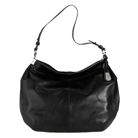 Cole Haan Cornelia Parker Large Hobo Black Outlet Coupons
