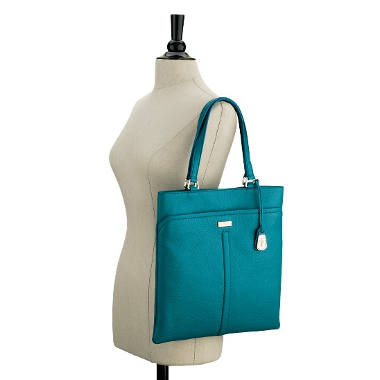 Cole Haan Village Marcy Market Tote Caribbean Outlet Coupons