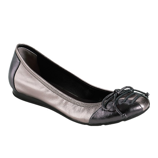 Cole Haan Air Tali Ballet Gunsmoke/Gunmetal Outlet Coupons
