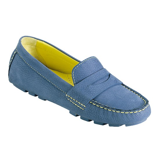 Cole Haan Air Sadie Driver Harbour Blue Nubuck Outlet Coupons