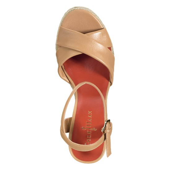 Cole Haan Air Camila Sandal 90 Sandalwood Outlet Coupons