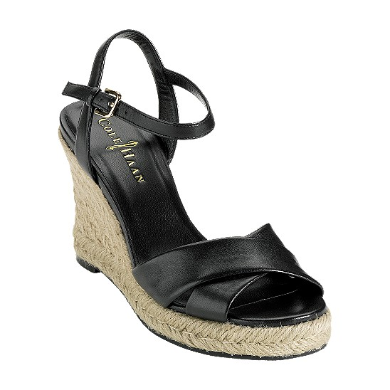 Cole Haan Air Camila Sandal 90 Black Outlet Coupons