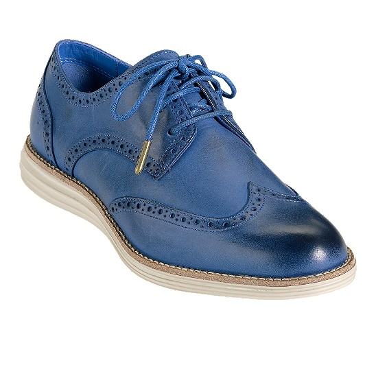 Cole Haan LunarGrand Wingtip Skydiver Outlet Coupons
