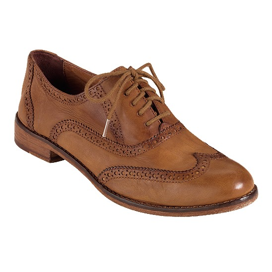 Cole Haan Skylar Oxford Woodbury Washed Outlet Coupons